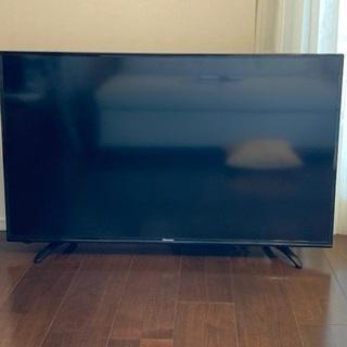 [未使用品]ハイセンス 43型液晶テレビ