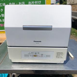 Panasonic食器洗い乾燥機 NP-TCR1