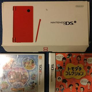 NINTEND DS i  本体 ソフト付き
