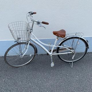 自転車  24インチ  ロココの自転車