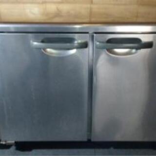 ホシザキ業務用テーブル形冷蔵庫