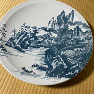 飾り皿(プラスチック)