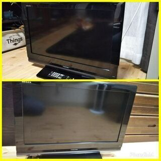 TOSHIBA/REGZA26型テレビ(2010年製)