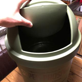 ゴミ箱 ダストボックス ドーム型 2個セット アメリカン カルチャーマート - 生活雑貨