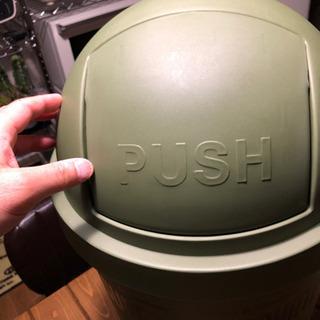 ゴミ箱 ダストボックス ドーム型 2個セット アメリカン カルチャーマート − 茨城県