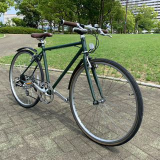 サイマ cavite(キャビテ) クロスバイク 700C  フォ...