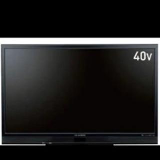 液晶テレビ40型 DX broadtec