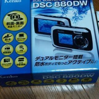 値下げしました。使用感少ないKenko水中カメラ