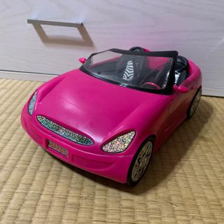 バービーの車