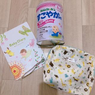 粉ミルク すこやかM1 大缶セット