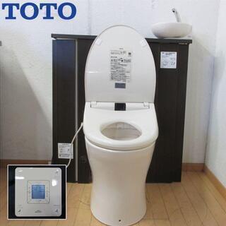 トイレ一式/TOTO/ウォシュレットアプリコットF1 /レストパ...