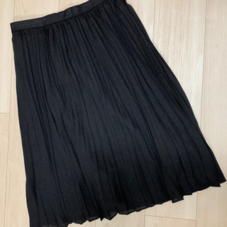 23区 プリーツスカート 大きいサイズ