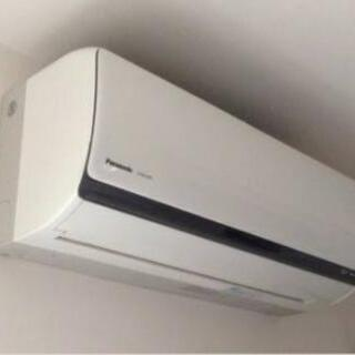 エアコン取り付け工事致します。