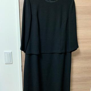 新品未使用品 ブラックフォーマル ハーディーエイミス 大きいサイズ - 服/ファッション