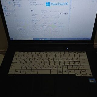 中古パソコンです