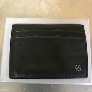 (値下げ3新古品❫  カードケース