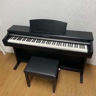 即日受渡❣️KAWAI 象牙調88鍵盤デジタルピアノ