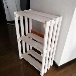 手作りの棚