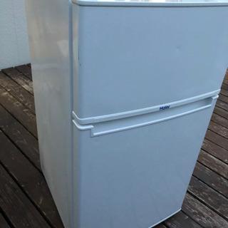 【中古】Haier 冷凍冷蔵庫 2015年製