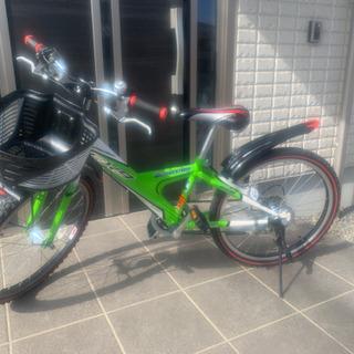 22インチブリジストン自転車、キッズ