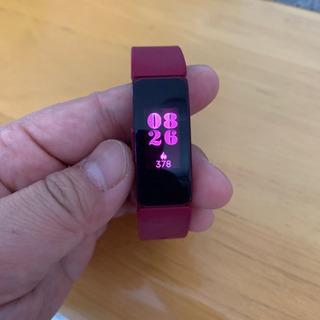 再値下げ Fitbit Inspire 中古
