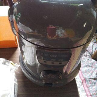 NEC 1合炊き炊飯器 新品値下げ