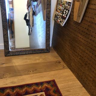 アジアン 鏡