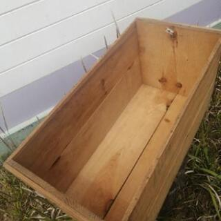 りんご箱1個