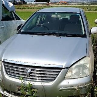 輸出業者必見  トヨタ プレミオ 16年式