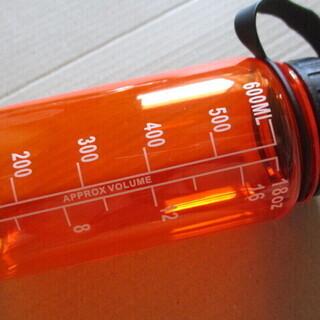 【最終処分】 未使用 600ml 水筒 ウォーターボトル …