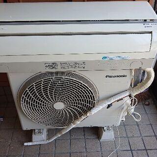 売約済 Panasonic ルームエアコン 6畳用 2011年製