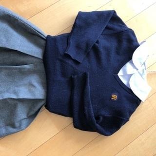 れいがん寺幼稚園制服(女の子)