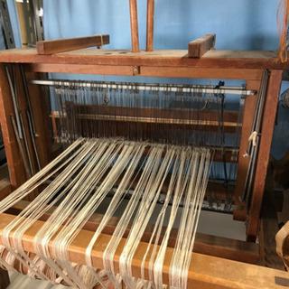 ☆レア☆ 裂織機 機織り機 レトロ 年代物 🌈 しげん屋