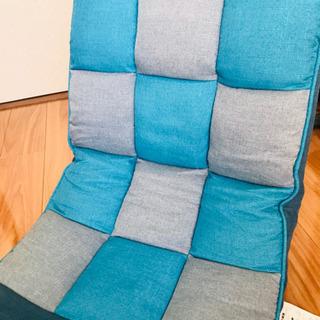 (美品)座椅子