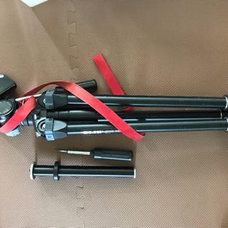 三脚 SLIK カメラ ビデオカメラ