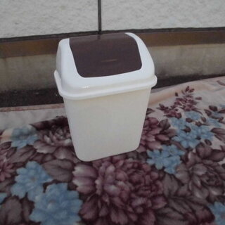 JM7212)(コーナン)ゴミ箱 ミニスイングペール (ホワイト...