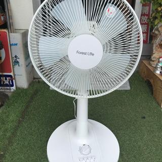 ★Forest Life/30cmメカ式リビング扇風機/FLE-T306★2019年製/熊谷★の画像