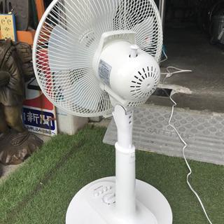 ★Forest Life/30cmメカ式リビング扇風機/FLE-T306★2019年製/熊谷★ - 家電