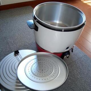 4L ガス炊飯器