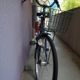 6段式自転車です。