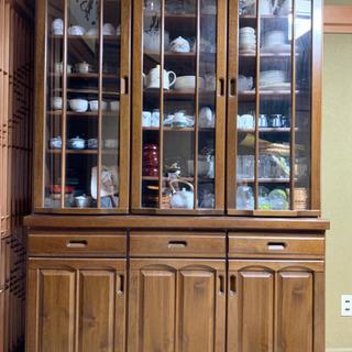 食器棚 木製