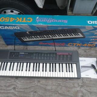 CASIO カシオ SongBank キーボード CTK-450