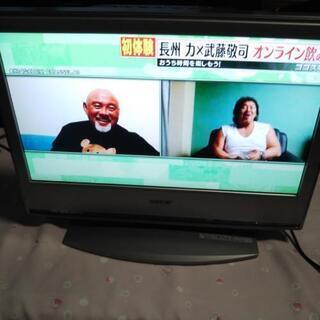 ソニーBRAVIA20インチ液晶テレビKDL-20S2500