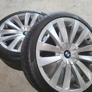 BMWf01プレミアムホイール希少❗