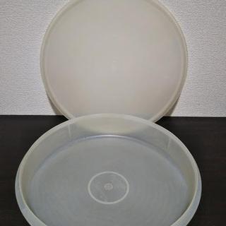 タッパーウェア(特大)◆丸型◆直径33cm
