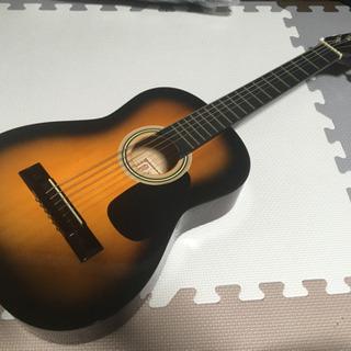 【持ち運びに便利サイズ】ミニギター Sepia Crue w50
