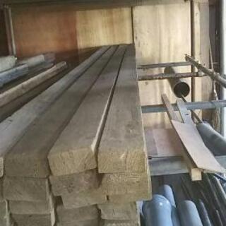 4130×150×100mm 木材 古木 大工 古民家 土木 小...