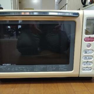 三菱電子オーブンレンジ RO-M4C 2006年製