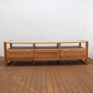 TV台 テレビボード 木製 おしゃれ 幅158 奥行40 高さ4...