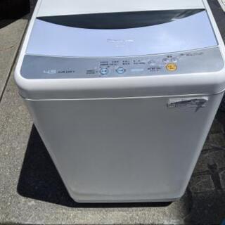 4.5k〜洗濯機②(名古屋市近郊配達設置無料)